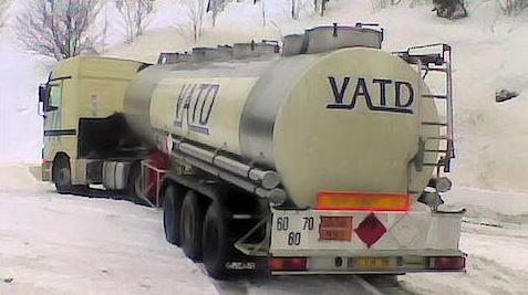 Transport déchets dangereux ADR VATD
